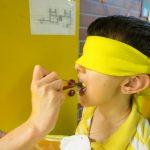 Farbentag gelb